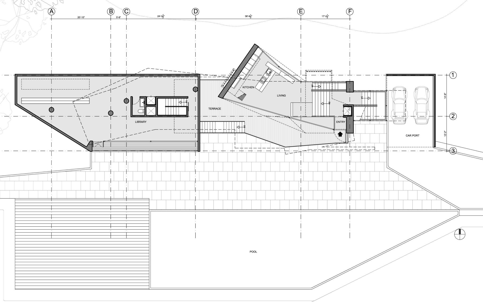 urban office architecture. Aviator\u0027s Villa \u2013 An Atypical Project Designed By Urban Office Architecture 11 -